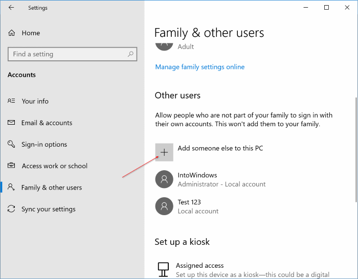 fix to store app not working in Windows 10 pic4