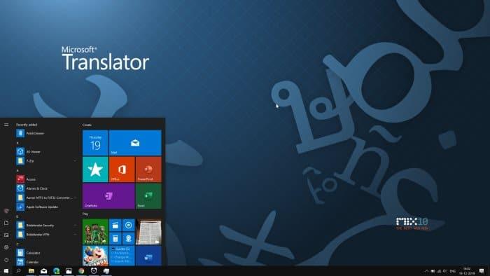 open start menu faster in Windows 10