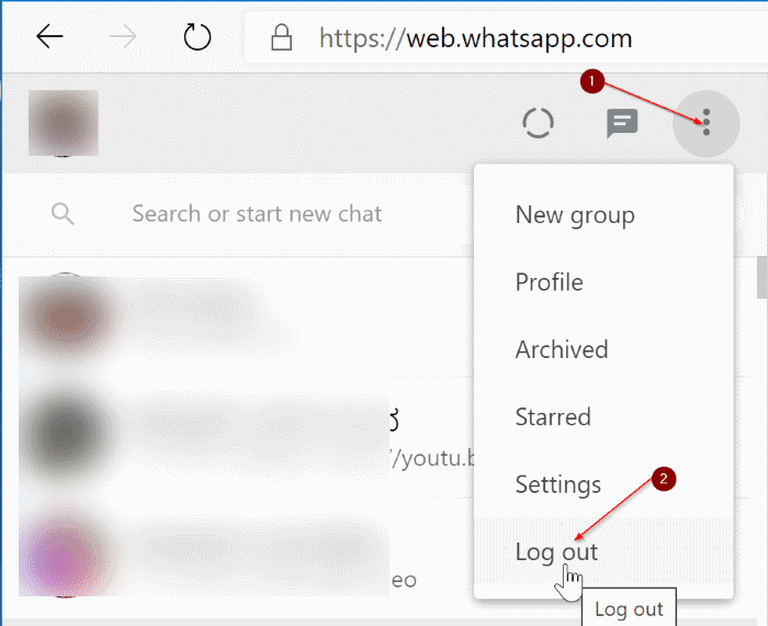 How To Use Whatsapp Web On Chrome Edge And Firefox