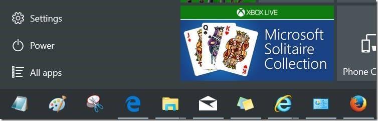 Customize Windows 10 taskbar pic11