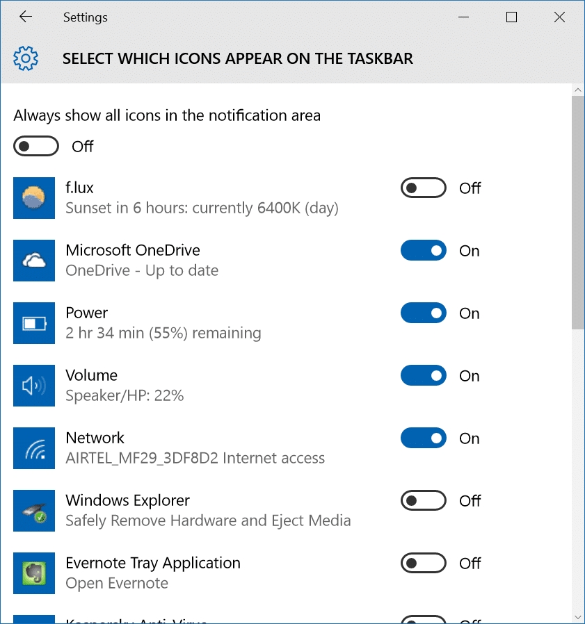 Fix to Windows 10 taskbar auto hide not working pic8