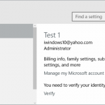 How To Use Gmail Or Yahoo! Mail To Create Microsoft Account On Windows 10