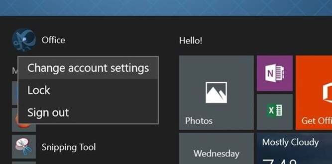 how to create groups in windows 10 mail