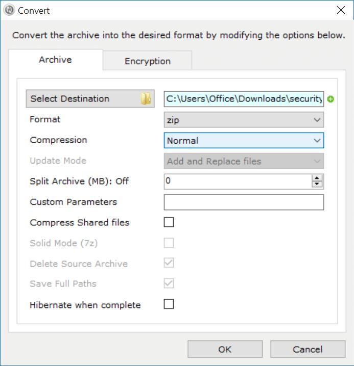Zipware for Windows pic1