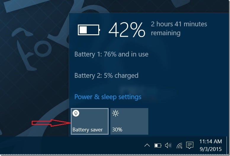 enable or disable sleep mode in Windows 10 pic4.1