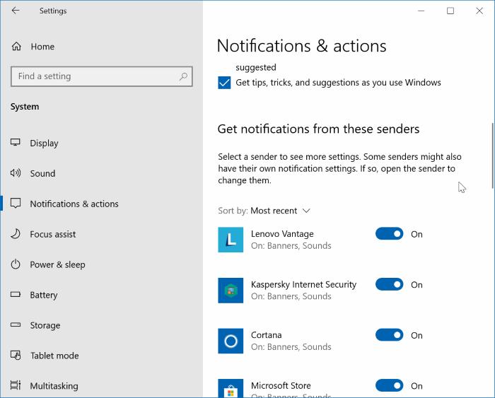 taskbar auto hide not working in Windows 10 pic2