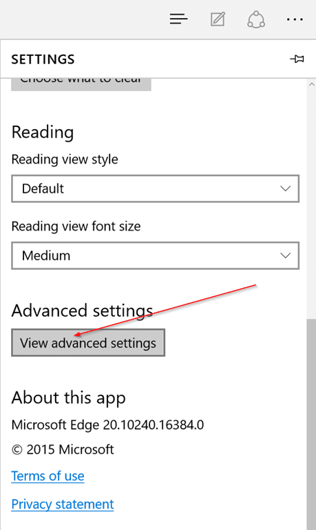 delete passwords saved in Edge in Windows 10