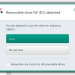 How To Make Kaspersky Automatically Scan USB Removable Drives