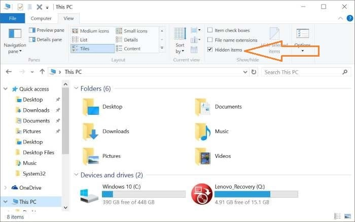 fix invisible icons on taskbar in windows 10