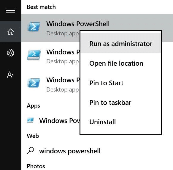Reinstall Mail app in Windows 10pic11