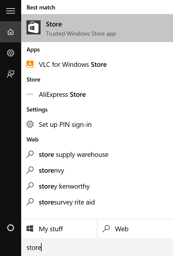 Reinstall Mail app in Windows 10pic4.2