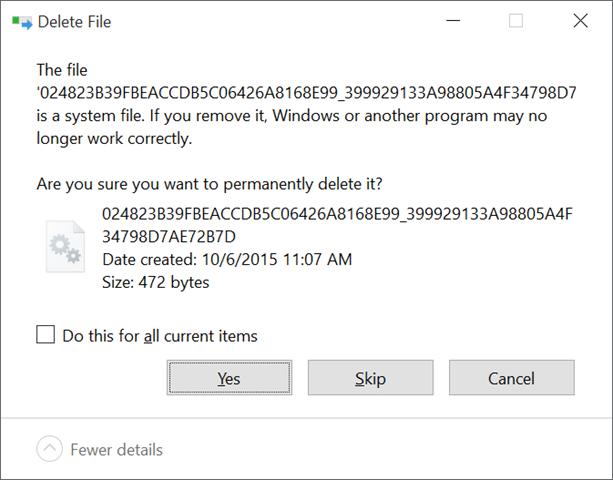 Reinstall Microsoft Edge In Windows 10 step6