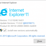How To Remove Internet Explorer 11 From Windows 10