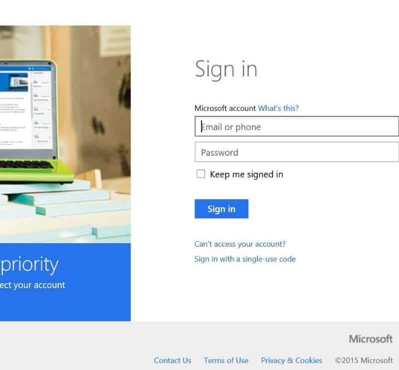 Reset or change Microsoft account password Windows 10 pic15