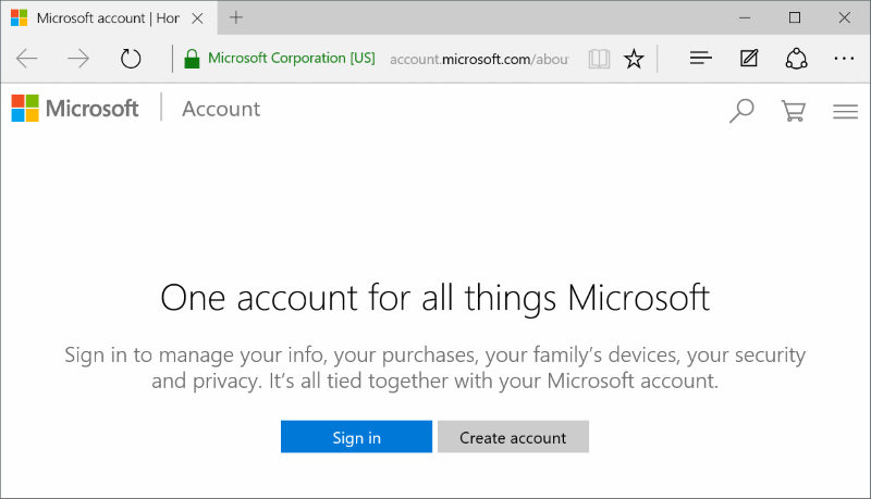 Reset or change Microsoft account password Windows 10 pic6