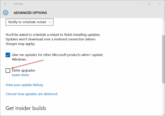 3 reasons why you are not getting Windows 10 november updates