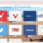 How To Change Vivaldi New Tab Or Start Page Background