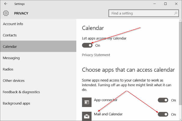 Fix Mail App Sync Issues in Windows 10 pic6