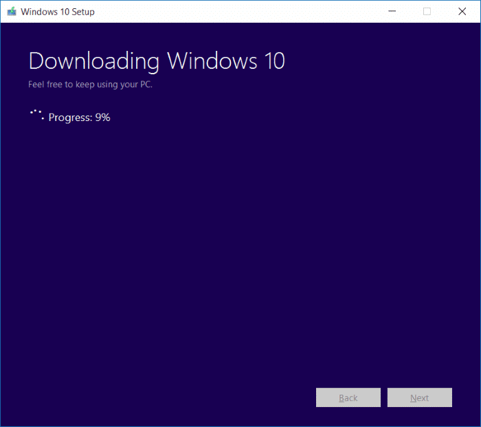 Get Windows 10 November update right now pic1