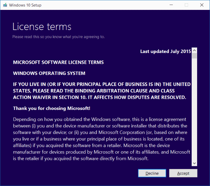Get Windows 10 November update right now pic2