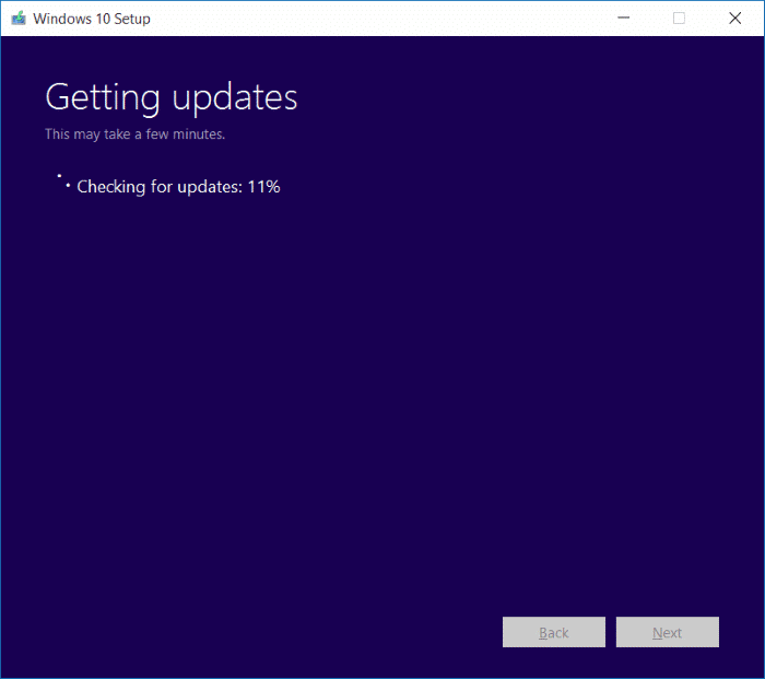Get Windows 10 November update right now pic3