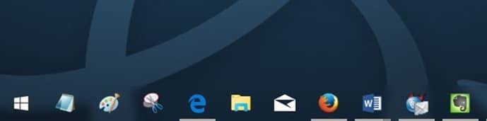 Make Windows 10 taskbar 100% transparent pic3