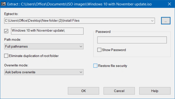 Select Windows 10 Pro edition while installing Windows 10 step7