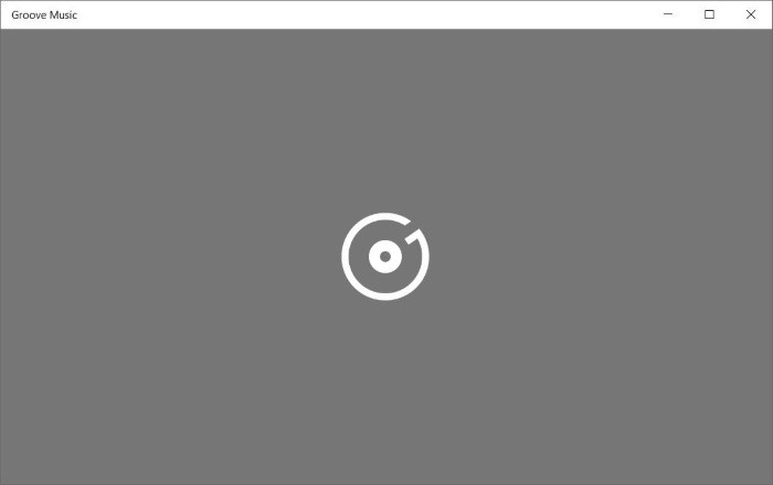 Uninstall Groove Music from Windows 10