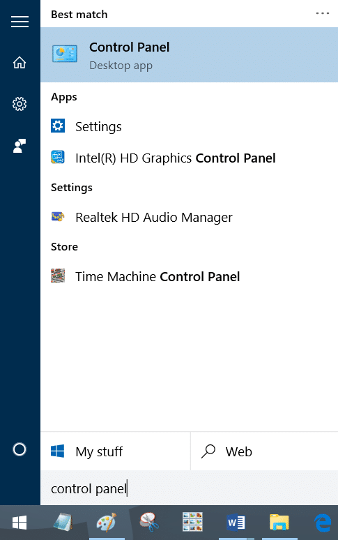 Disable Notification Sound in Windows 10 step5