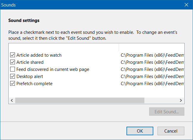 Disable Notification Sound in Windows 10 step8