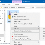 "How To Remove ""CRC SHA"" From Context Menu In Windows 10/7/8"