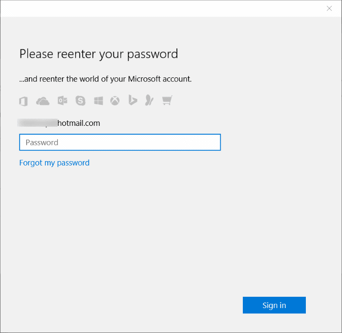 Use PIN to sign into Windows 10 (4)