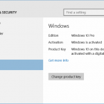 Fix: Windows 10 Deactivated After Installing Updates