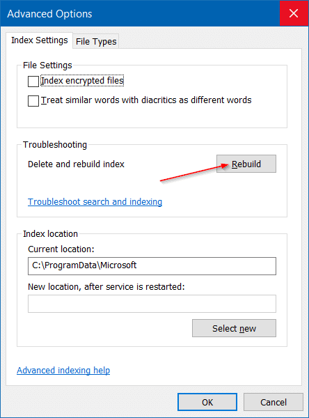 fix to Snipping tool missing from Windows 10 Start menu pic1
