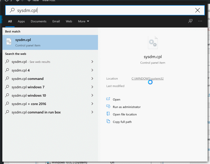 restore Windows 10 to an eariler date pic3