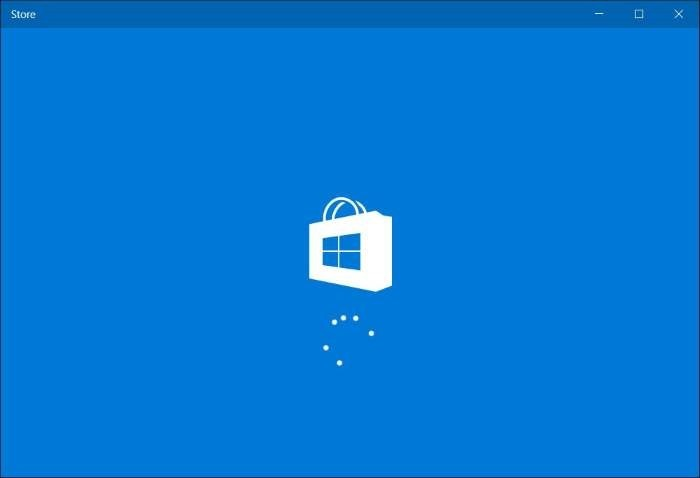 sign out of Windows Store app in Windows 10