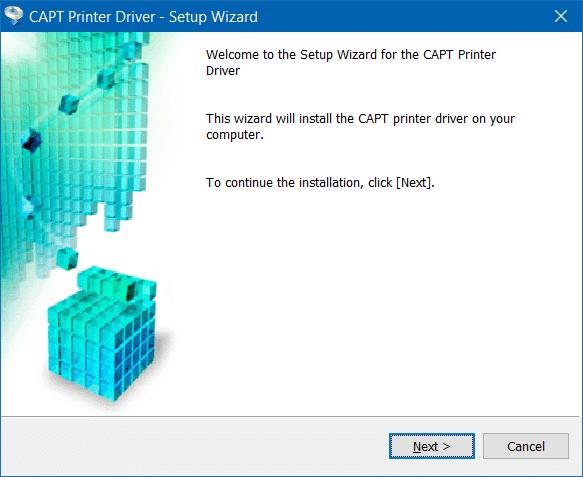 Add a printer to Windows 10 step 01