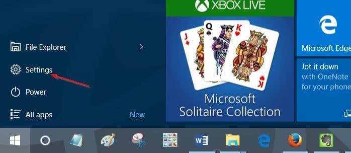 Add Standard Full Keyboard Layout To Touch Keyboard In Windows 10