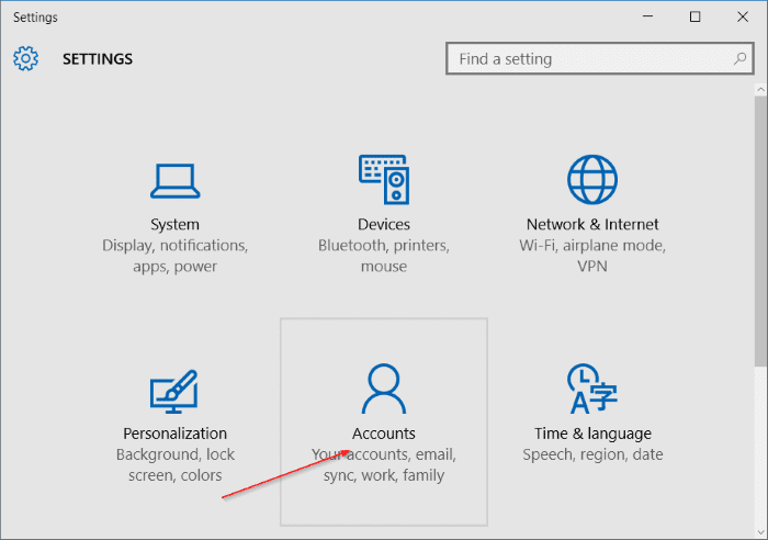 How To Rename Microsoft Or Local Account In Windows 10