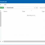 Fix: Downloads Folder Opens Slowly In Windows 10