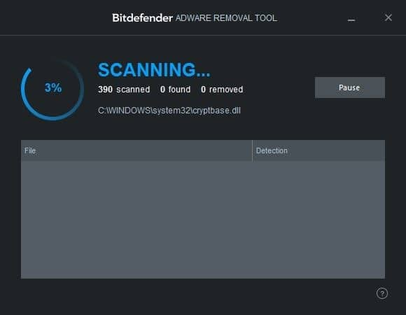 Bitdefender adware removal tool for windows 10 picture2