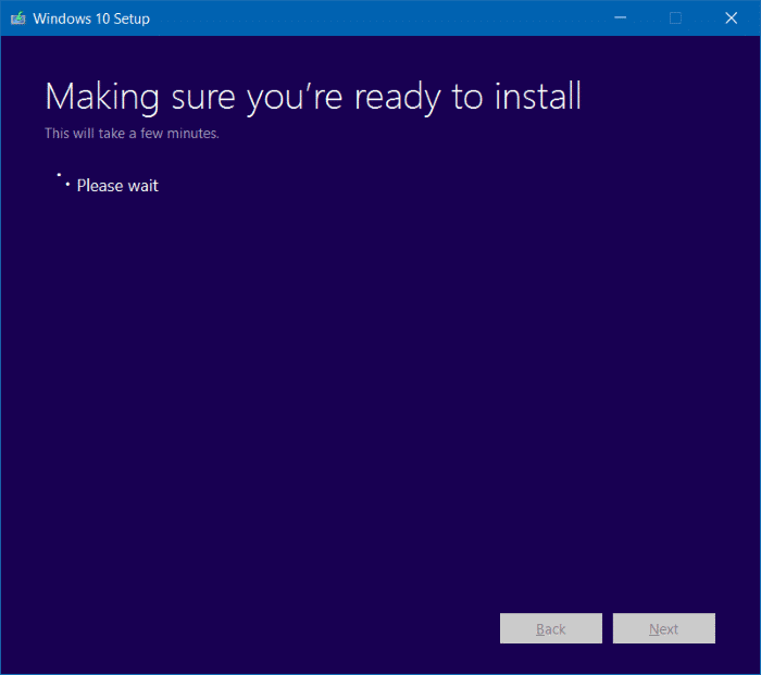 Reinstall Windows 10 without data loss step10