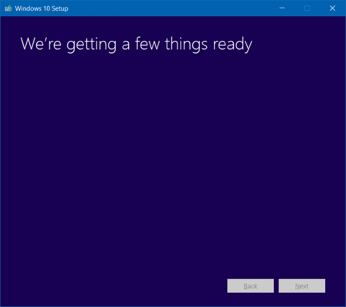 Reinstall Windows 10 without data loss step7