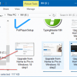 USB Drive Appearing Twice In Navigation Pane Of Windows 10 File Explorer