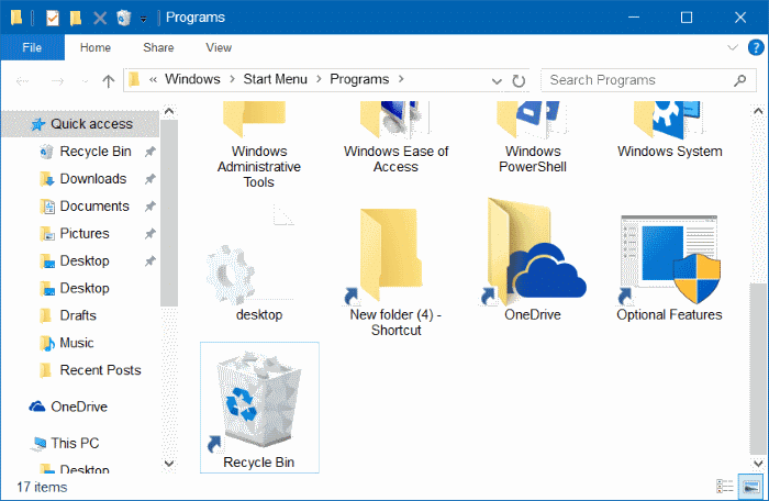 how to add a sleep key to windows 10