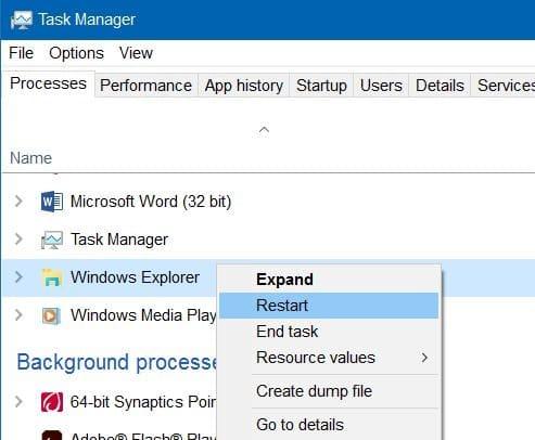 Fix: Wireless Icon Missing From Taskbar In Windows 10