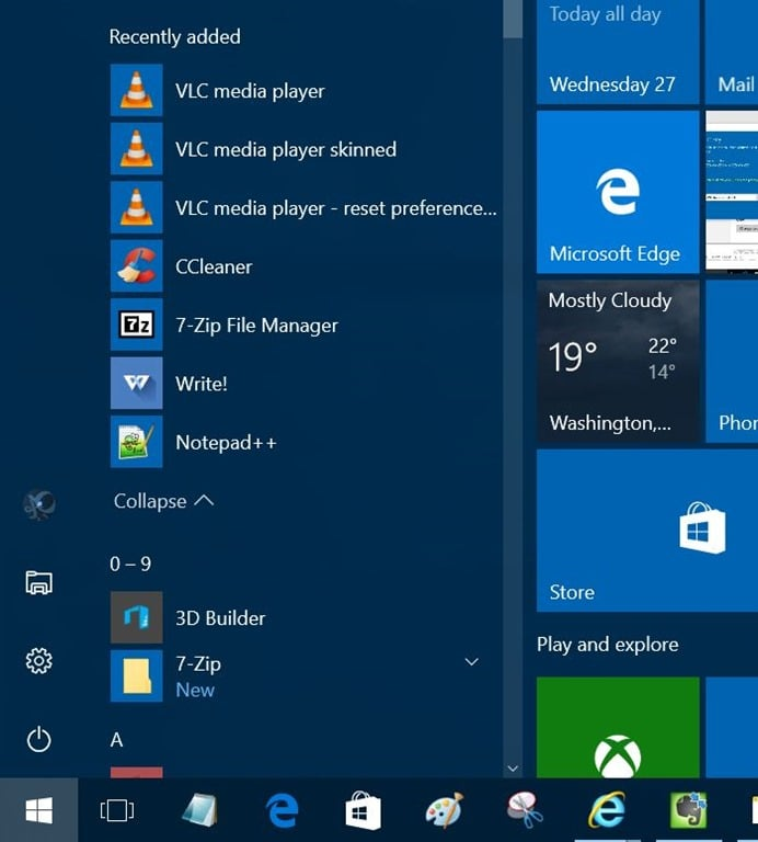 how to add remove programs windows 10