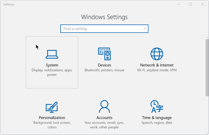 How to find recently installed apps in windows 10