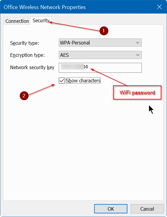 how to find saved passwords windows
