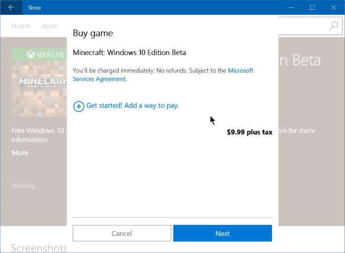 buy a copy of windows 10